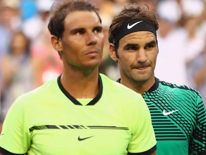 Roger Federer, Rafael Nadal, wimbledon 2017, wimbledon 2007, wimbledon 2008, australian open 2017, grand slam, rivalry, sport, tennis, Roger Federer Vs Nadal, Wimbeldon 2017 Predictions, Speculations On 2017 Wimboldon, Speculations On Federer Vs Nadal