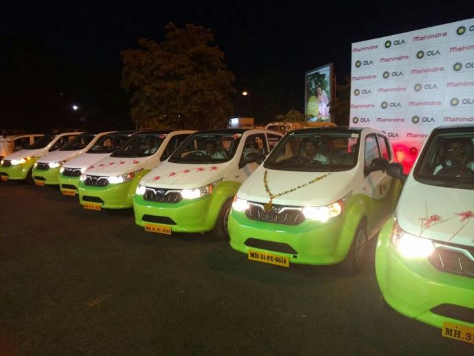 ola, multimodal, electric vehicle, ev, charging station, nagpur, maharashtra, public transport, mass transit, nitin gadkari, devendra fadnavis, sustainable, green energy, urban, city, Nagpur's 50 Car Fleet, Nagpur's Electrically Powered Cabs, Electronic Vehicles At Nagpur