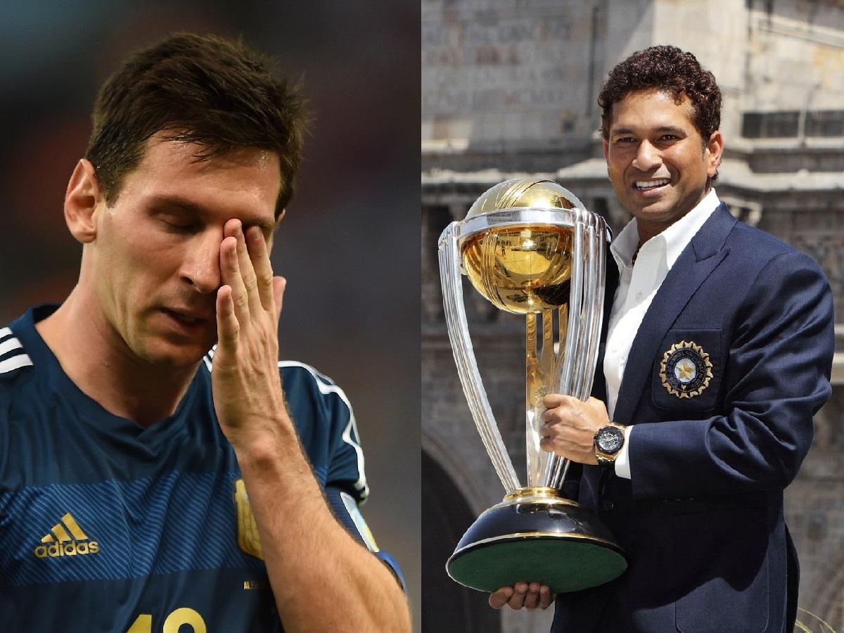 Messi, Lionel Messi, Sachin Tendulkar, Sachin