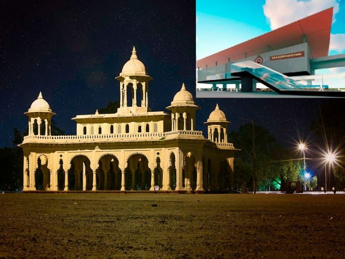 nagpur metro, rail, kasturchand park, station, reserve bank of india, rbi, kp, vidhan bhavan, nagpur, heritage, tradition, architecture, modernity, technology, design