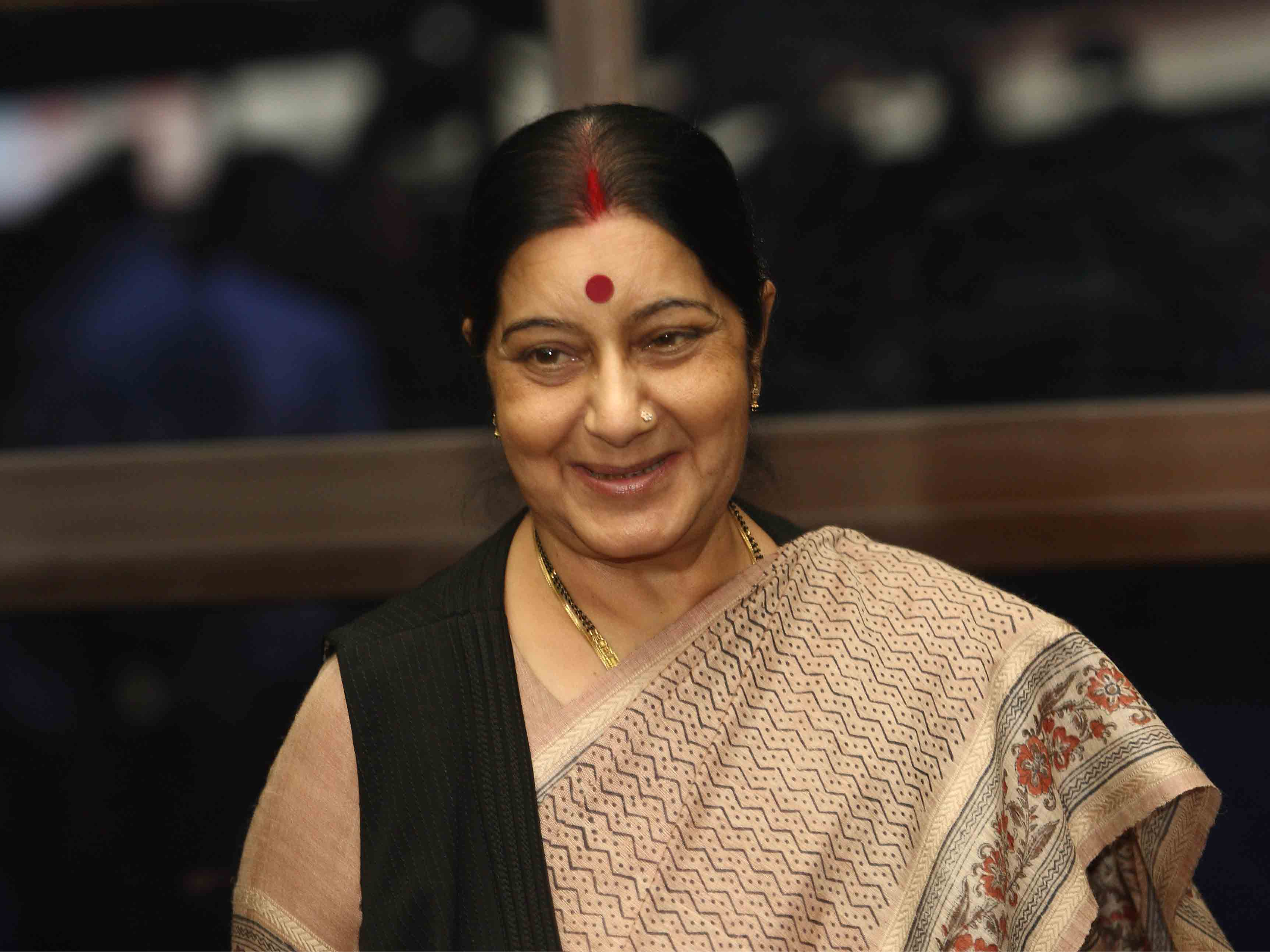 Sushma Swaraj, BJP, Politics, External Affairs Minister, Political Party