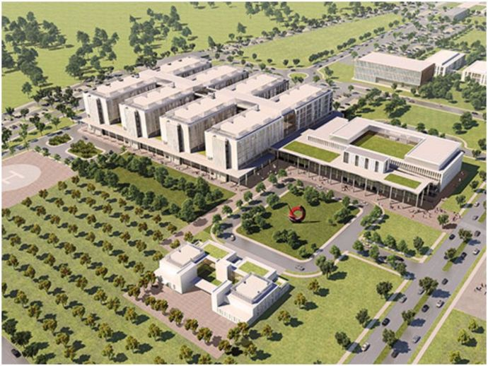 Nagpur, AIIMS Nagpur, Construction begins, MIHAN