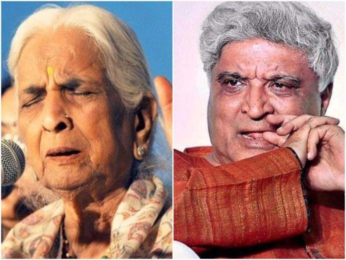 Narendra modi, Javed Akhtar, Girija Devi, twitter, trolled, passed away, singer, sinner