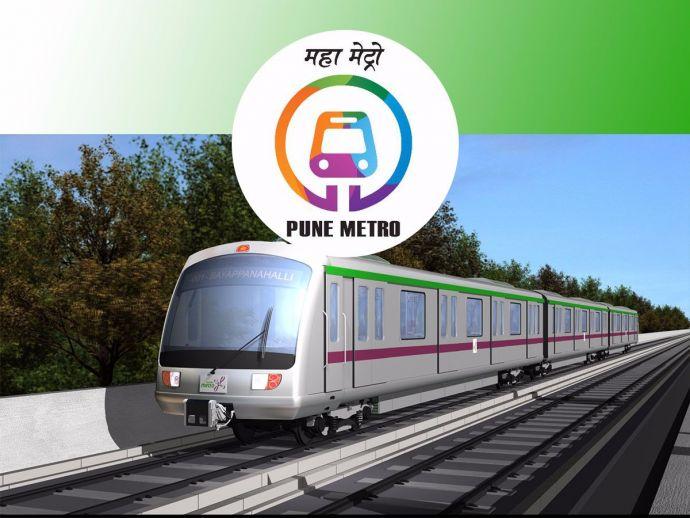 Pune, Metro, Station, PMC, Green Metro, Maharashtra Metro, MahaMetro