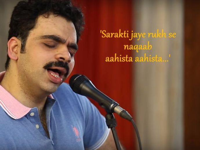 bharatiya digital party, bhadipa, music diaries, rahul deshpande, ghazal, jagjit singh, classical, music, marathi, web series, BhaDiPa On Gazals, Rahul Deshpande In BhaDiPa