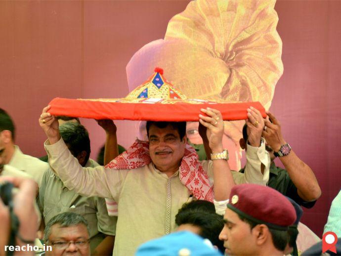 Nitin Gadkari, Birthday, Nagpur, Kasturchand Park, Gadkari Wada, Sharad Pawar, Devendra Fadnavis
