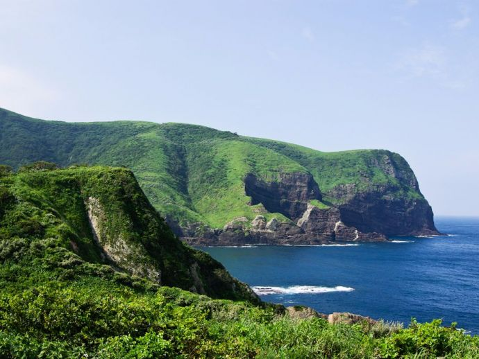 okinoshima, japan, UNESCO, island, ban, women, world, heritage, site, munakata