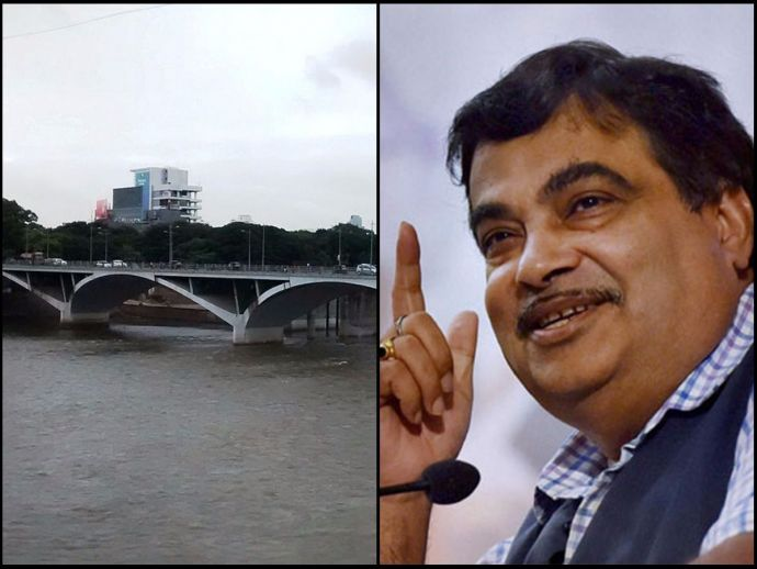 Nitin Gadkari, Pune, Traffic, Mula, Mutha, Rivers of Pune, Waterway