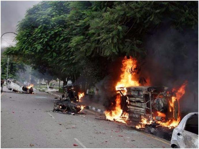 Ram Rahim's sentencing, Punjab, Haryana, violence, lockdown, Dera Sachcha Sauda, Rohtak
