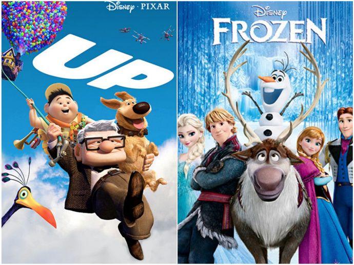 International Animation Day, Animated Movies, Cartoon, Oscars, Frozen, Up, Toy Story, Brave, Ratatouille