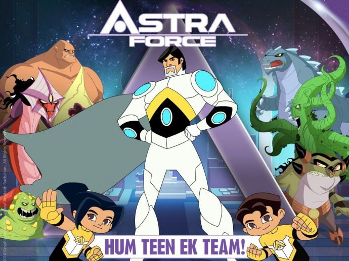 Astra Force, Amitabh Bachchan, Disney