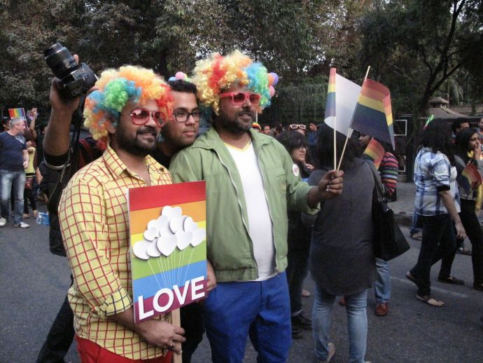 Queer Pride Parade, Delhi, LGBTQ