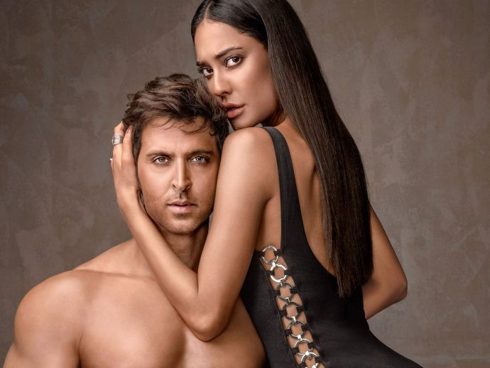 Hrithik Roshan, Lisa Haydon, Vogue, Vogue Photoshoot