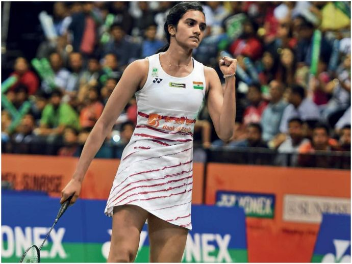 P V Sindhu, Badminton, Mobile app, android, iOS, P V Sindhu Official App, Sports