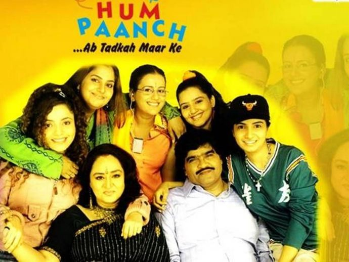 Hum Paanch, Sarabhai vs Sarabhai, 90s shows, comedy show