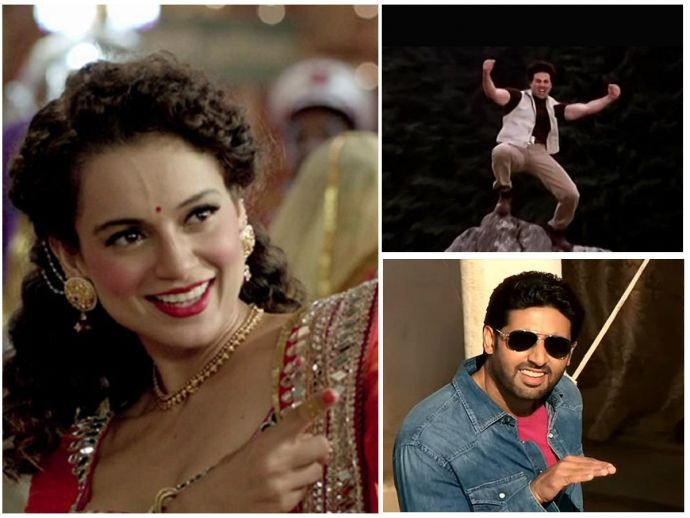 Bollywood's terrible dancers, Horrible dancer's in Bollywood, Sunny Deol, Himesh Reshamiyya, Abhishek Bachchan, International Dance Day, Worst Bollywood Dancers, Worst Dancers, Bollywood's Worst Dancers