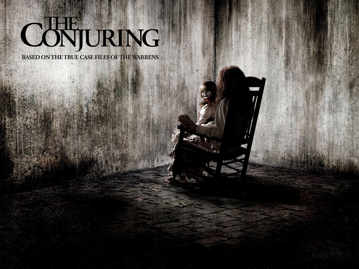 Ed and Lorraine Warren, Ed Warren, Lorraine Warren, The Conjuring, Perron Family hauntings, The Witch Bathsheba, Annabelle, Amityville Horror, Enfield Poltergeist of Conjuring 2