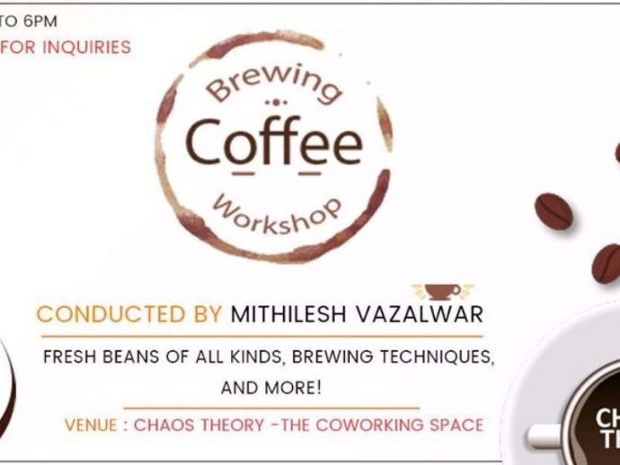 Coffee Brewing Workshop, Nagpur