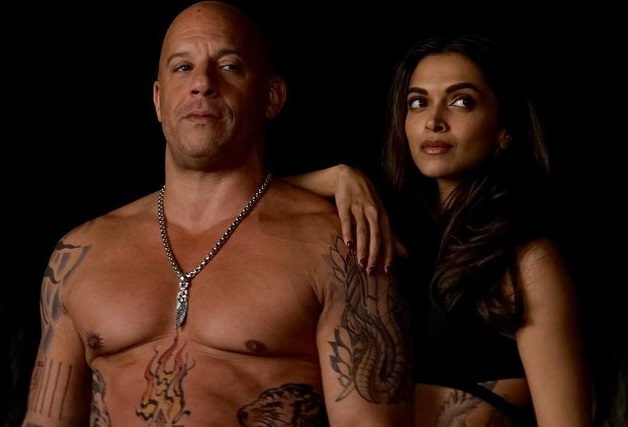 Deepika Padukone, Padukone, Deepika, The Sets Of  xXx, The Return Of Xander Cage, Samuel L Jackson, Vin Diesel, Vin, Diesel, XXX: The Return of Xander Cage, Hollywood, Samuel, Jackson