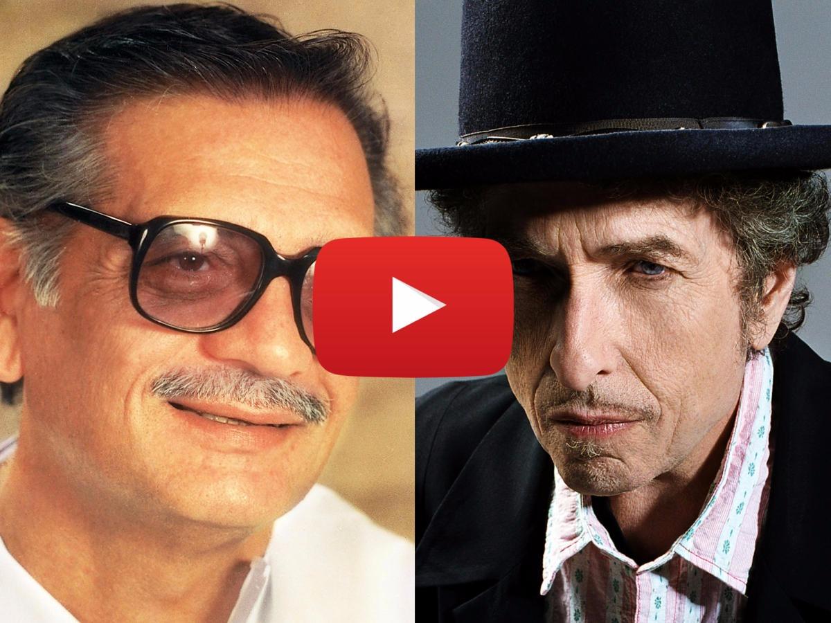 Gulzar, Bob Dylan, Nobel Prize, Nobel Literature Award, Aandhi