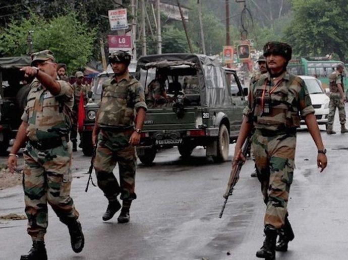 Indian Army, Kashmir, J&K Police, BSF, LoC, Terrorist, Pakistan Army