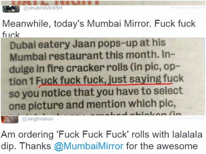 mumbai, mirror, error, mistake
