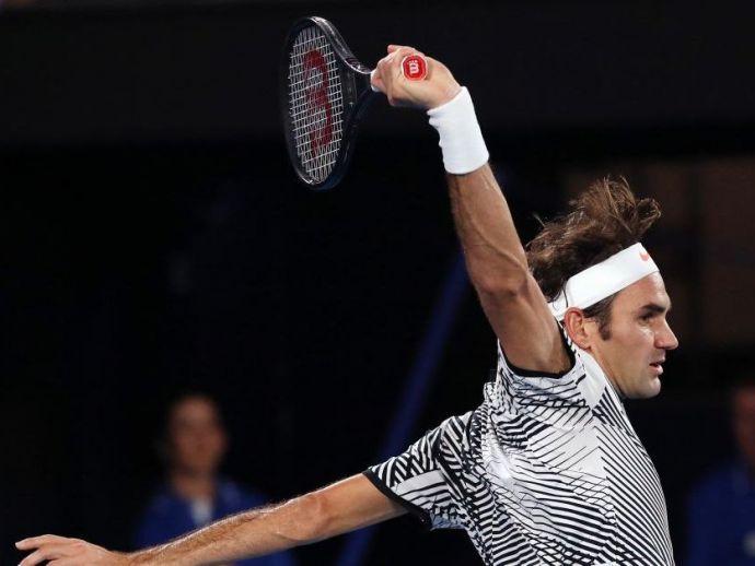 Roger Federer, Rafael Nadal, Australian Open 2017, backhand, Wimbledon, sport, tennis