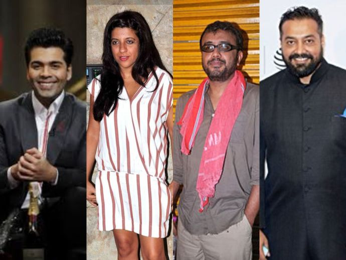 Zoya Akhtar, Karan Johar, Anurag Kashyap, Dibakar Banerjee, Netflix, 'Lust Stories'