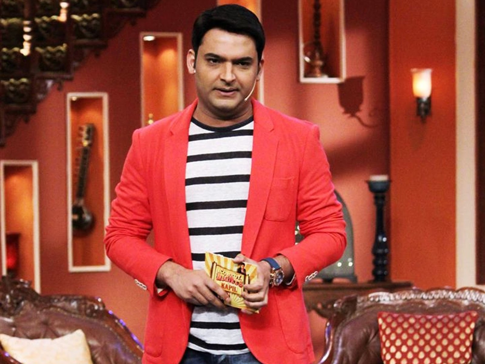 Kapil, Kapil Sharma, Kapil's  Angrezipanti, Kapil's Funny English, Kapil's English, Kapil's Video On Angrezipanti