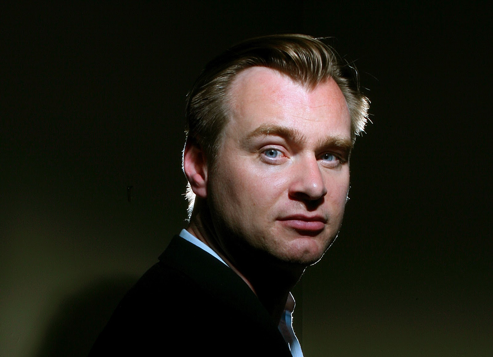 Christopher Nolan, Christopher, Nolan, The Great Man Tick, The Great Man