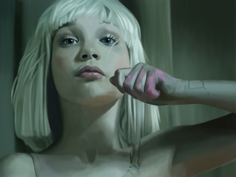 Music, video, entertainment, sia, chandelier, coldplay
