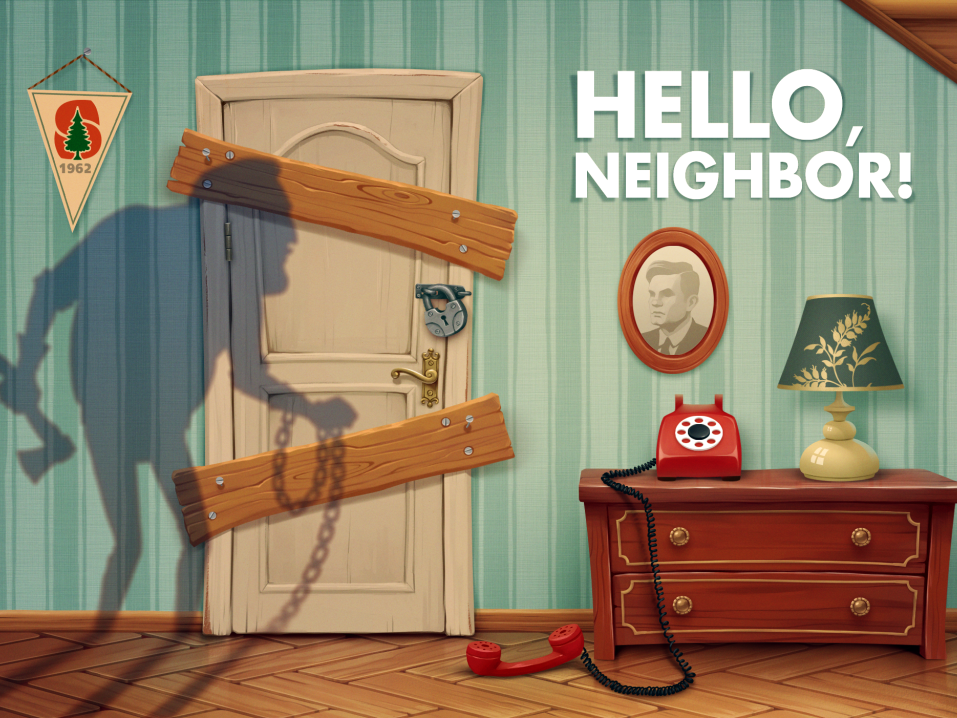 Neighbour, Game, Hell, AI, Secrets, Hello Neighbor, Snooping