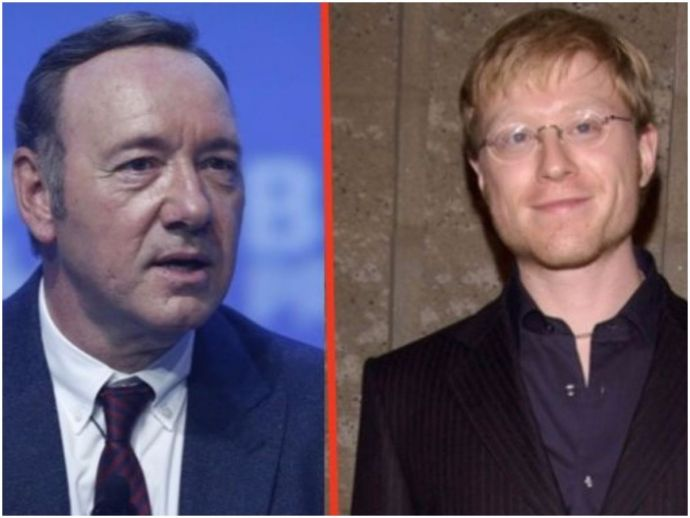 Kevin Spacey, Anthony Rapp, Spacey comes out of the closet, apologizes to Rapp