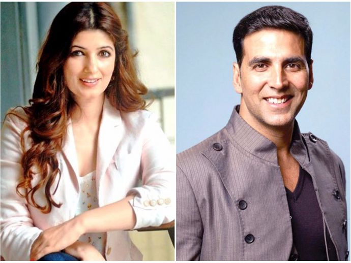 Twinkle Khanna, Mallika Dua, Akshay Kumar, Vinod Dua, The Great Indian Laughter Challenge, mrsfunnybones