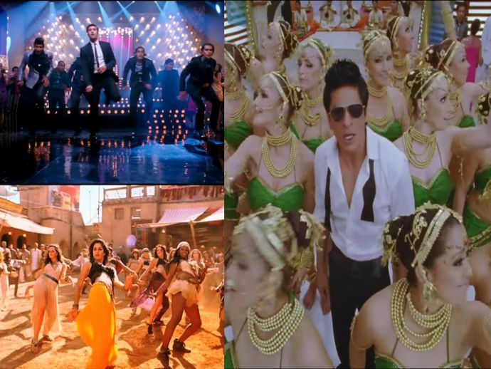 Bollywood, Copies, World, Bollywood Song, Battamiz Dil, Yeh Ishq Haaye, Jab We Met, Rab Ne Bana Di Jodi