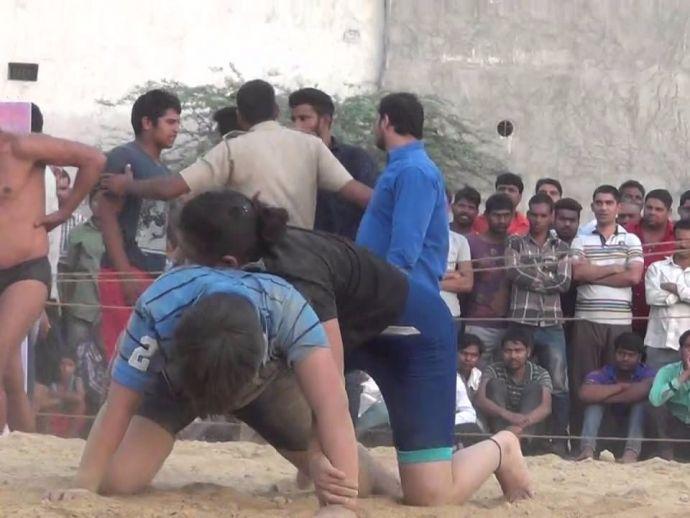 Nagpanchmi, wrestlers, women, akhada, dangal, Uttar Pradesh, Varanasi