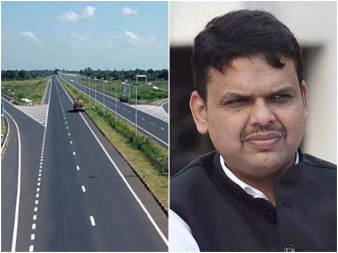 Samruddhi Expressway, Nagpur, Nagpur news, CM Devendra Fadnavis, express   way, Nagpur-mumbai, progress, work