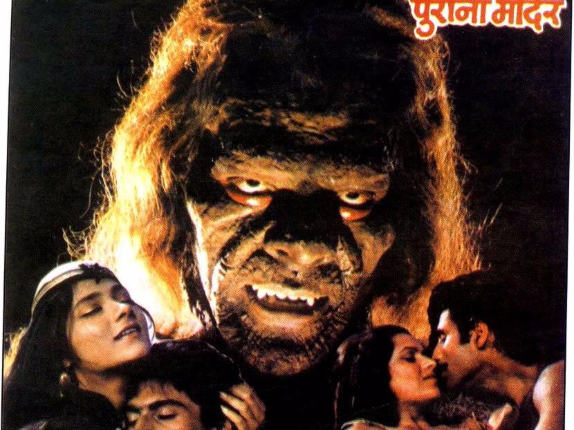 hindi, horror, films, jaani dushman, purana mandir, saamri, ramsay, brothers