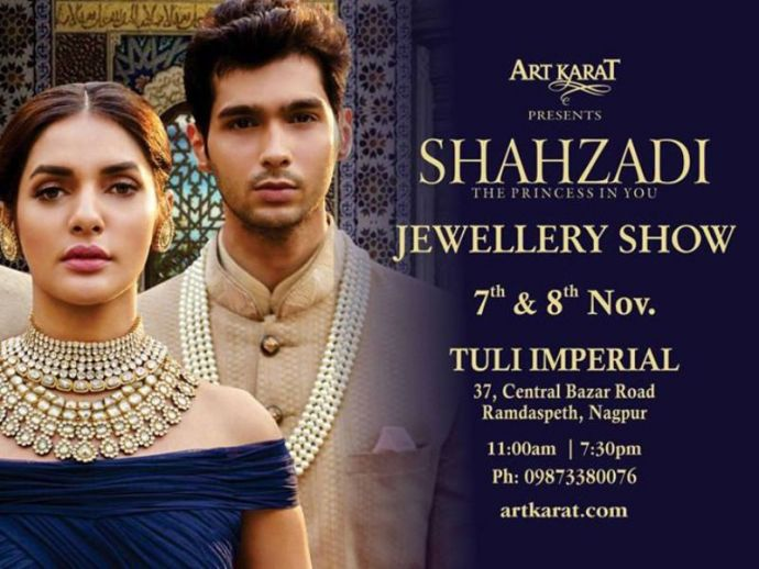 Nagpur, Event, Art, Karat jewellery