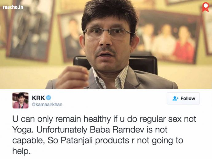 KRK, Kamaal Rashid Khan, Kamaal R Khan, KRK In 2016, 2 Rupee Person, The National Pass Time