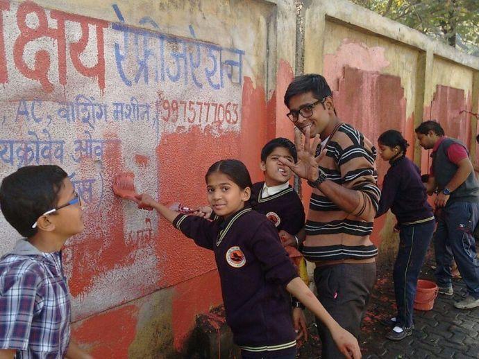 I Clean, I Clean Nagpur, Vandana Mujumdar, Kalpana Kekre, NMC, Nagpur Municipal Corporation, Mega drive by I Clean Nagpur, I-Clean Nagpur, Gruhini Samaj Nagpur, 2K17 Clean Initiative At Nagpur, Mrs. Kalpana Kekre, I Clean Bhopal, I-Clean Team Nagpur
