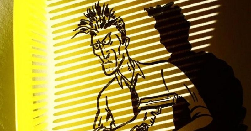 Ever Seen Shadow Doodles? See These 20 Illustrations From Artist Vincent Bal's Perception!!