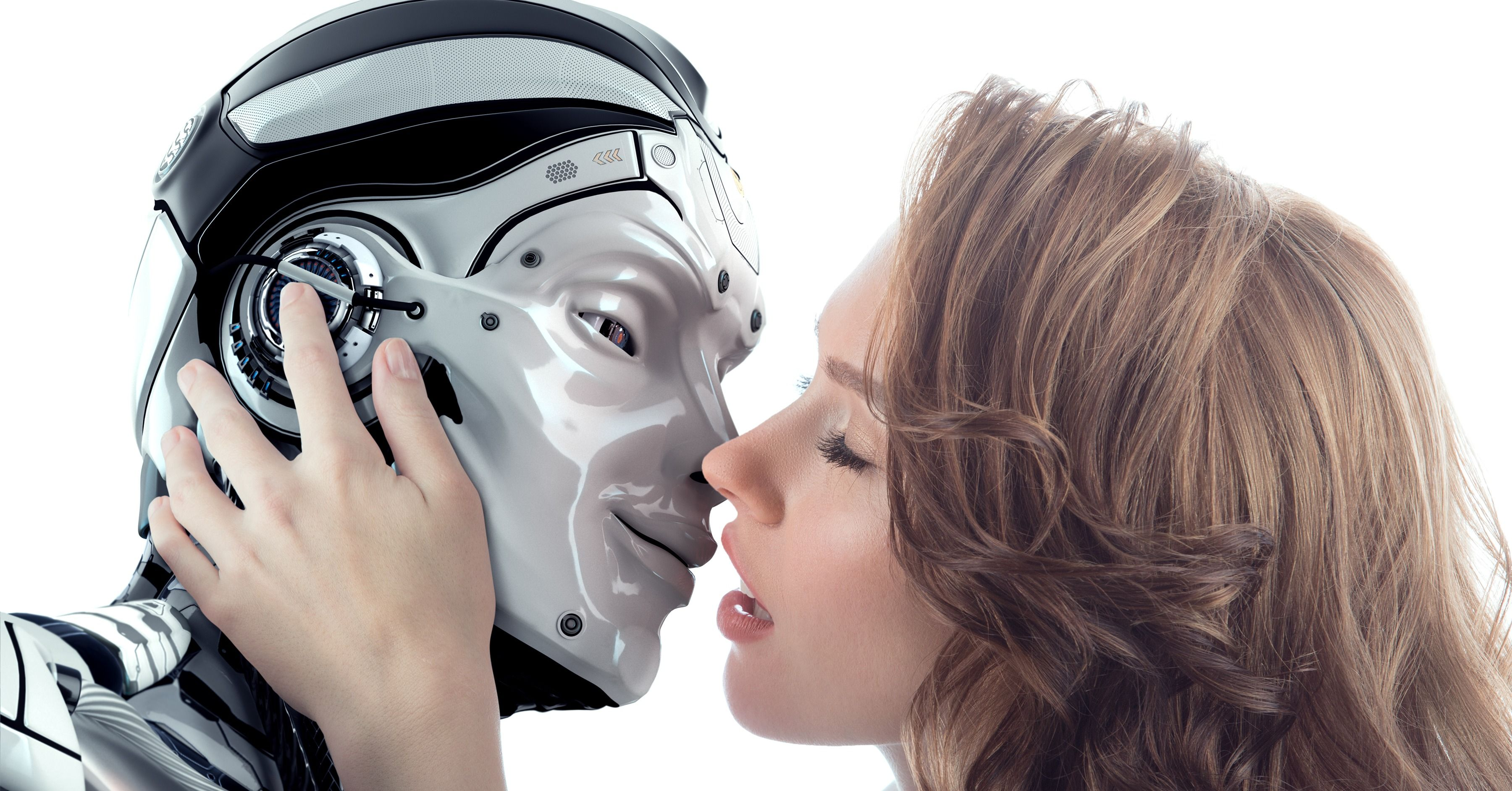 Sex Robots Are Apparently Going To Be The 'Next Big Thing' In The Future!