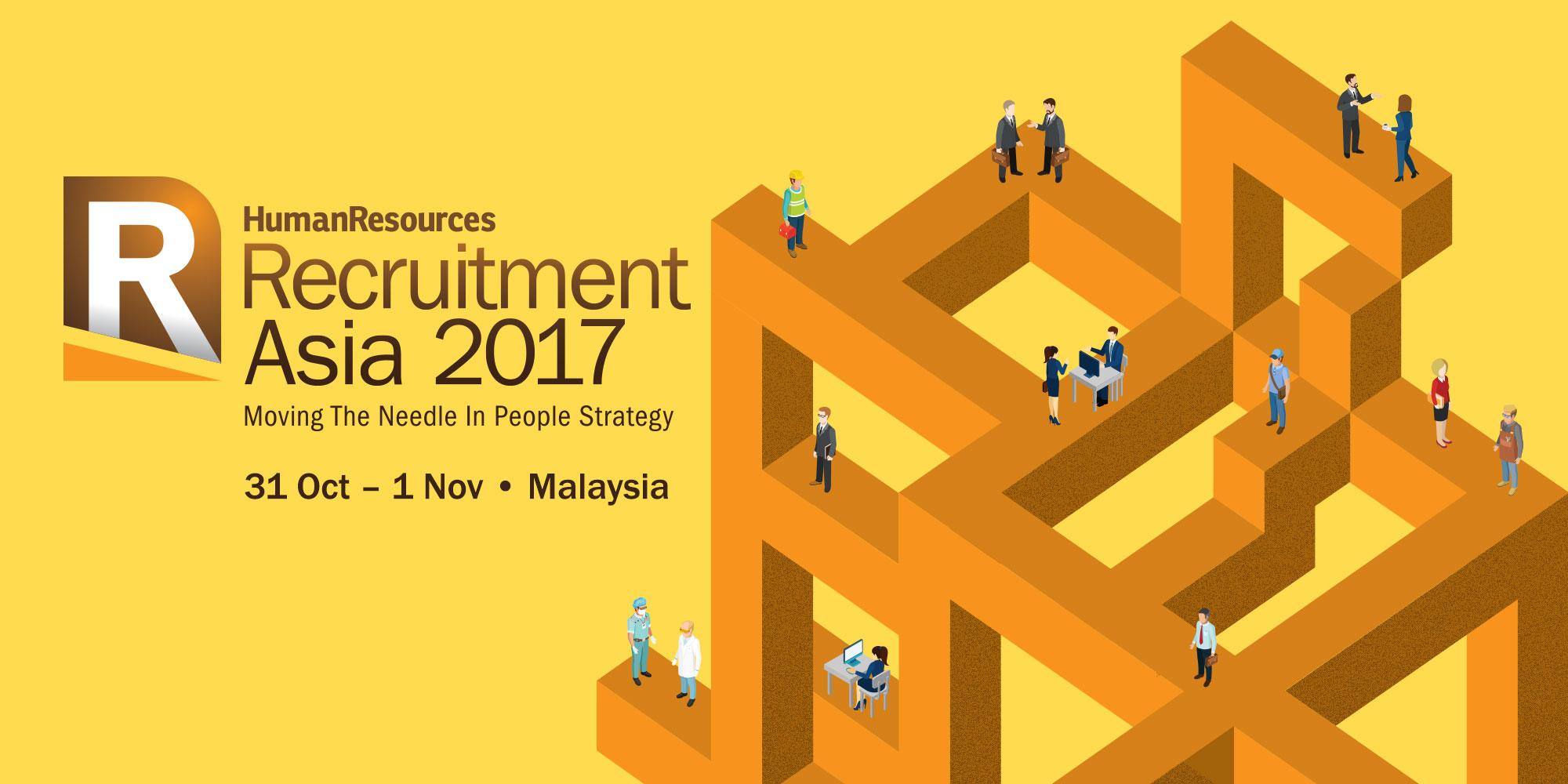 HR Recruitment Asia 2017