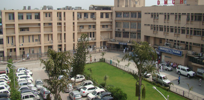 Dayanand Medical College & Hospital Psychiatry Department – A