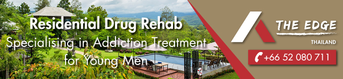 Banner of The Edge Residential Drug Rehab, Thailand