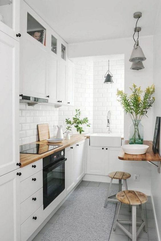 Ide Desain Dapur Sempit Memasak Jadi Super Praktis