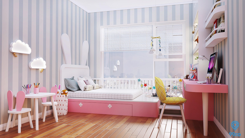 16 Desain Kamar Anak Perempuan Dilengkapi Tips Dekorasinya