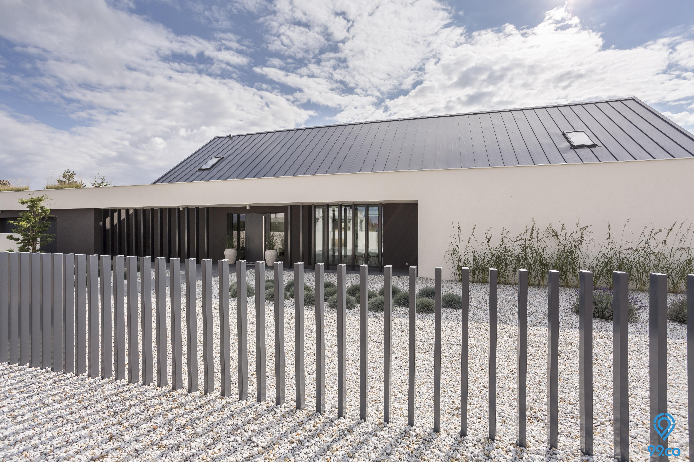 9 Desain Dan Gambar Pagar Rumah Mewah Minimalis 2020