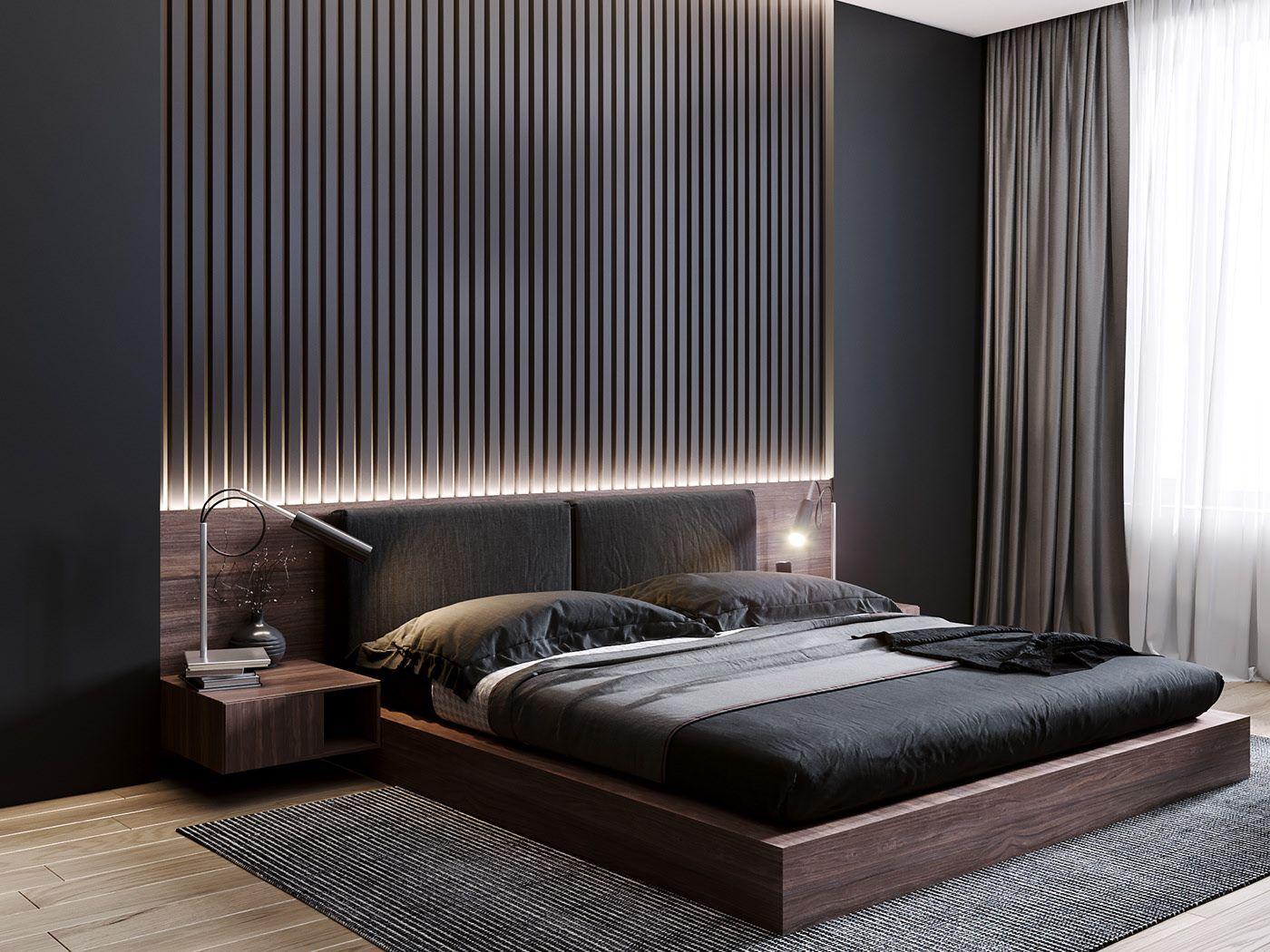 9 Inspirasi Desain Kamar Tidur Mewah Dengan Interior Elegan